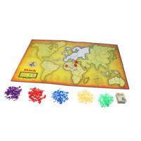 2 bis 6 Spieler traditionelles Risiko Brettspiel für Familie oder Freunde