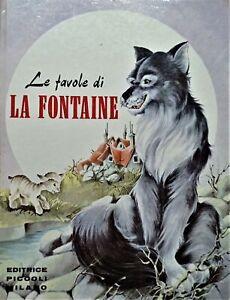 Le favole di La Fontaine a cura di M. G. Bucceri - ed. 1978 ca.