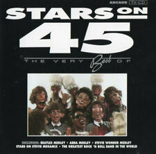 STARS ON 45 - The very best of 6TR CD 1991 DISCO