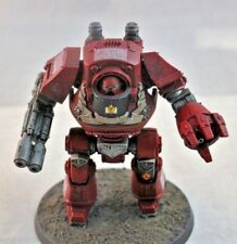 Warhammer Space Marine Contemptor Dreadnought Well Painted
