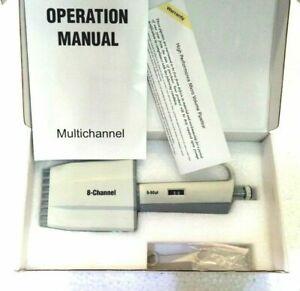 Multichannel Micropipette 8 Channel