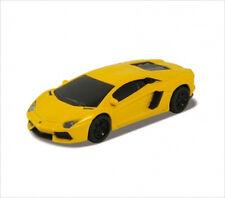 1:72 Die Cast Metal Lamborghini Aventador LP700-4 USB Flash Drive 8GB (Yellow)