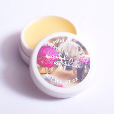 Sacred Sapphire .27 oz solid PHEROMONE PERFUME jasmine Egyptian musk fragrance