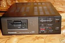Panasonic Video Floppy Disc Recorder