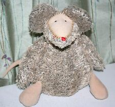 Lynsey Paterson Stitches Plush Molly Small Places Mouse Toy Doll