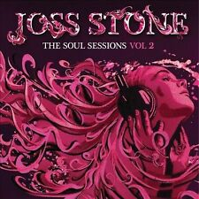 The Soul Sessions, Vol. 2 by Joss Stone (Singer) (CD, 2012, S-Curve (USA))