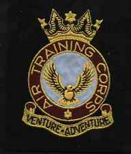 New Lancashire Embroidery Air Training Corps B. Badge