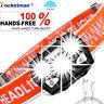 60000LM LED Headlamp Motion Sensor Headlight USB Rechargeable head lamp light