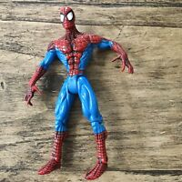 "Toy Biz Marvel Spider-Man 5"" figure 1997 loose as is"