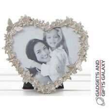 Hearts & Love Not Personalised Metal Photo & Picture Frames