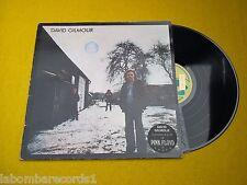 David gilmour lp SPAIN promo gatefold cover(VG+/EX) 1978 Ç