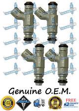 Reman OEM Dodge Chrysler Bosch 4x Fuel Injectors 0280155976 04891345AA 2.0L 2.4L