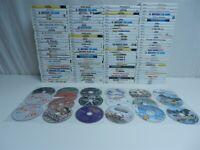 Lot of 140 Nintendo Wii Games - Disney Princess, Cars Race O Rama, Epic Mickey