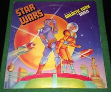 MECO ~ STAR WARS & OTHER GALACTIC FUNK  VINYL RECORD LP / 1977 + FREE CD