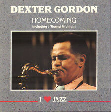 DEXTER GORDON - HOMECOMING (JAZZ 2-CD REISSUE HOLLAND)