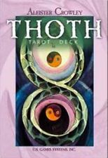Crowley Thoth Tarot Deck- Small