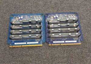 Apple Mac Pro A1186 RAM Memory Riser Cards 820-1981-A  w/ 16GB RAM UNTESTED