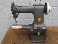 Industrial Sewing Machine Model Singer 47,cylinder, Light Leather