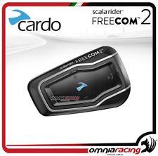FRC20016 Cardo Scala Rider FREECOM 2 Intercom between rider and passenger