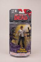 Rick Grimes Sheriff The Walking Dead Comic Series 3 Action Figur McFarlane