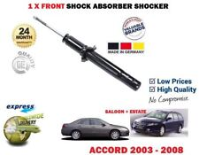 FOR HONDA ACCORD 2003-2008 2.0 2.2 2.4 NEW 1X FRONT SHOCK ABSORBER SHOCKER