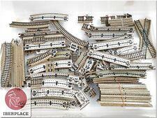 H0 1:87 escala ho Märklin lote vias sistema M tracks rails Set ca 3,3kg
