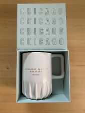 Starbucks Chicago Roastery Limited Edition Opening Day Mug (Only 2,000 Made!)