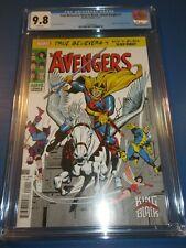 Avengers #48 True Believers Reprint 1st Black Knight CGC 9.8 NM/M Gorgeous gem