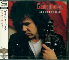 GARY MOORE AFTER THE WAR JAPAN RMST 2015 SHM CD +4 GIFT PERFECT NOW OUT OF PRINT
