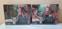 BOX DAMAGE 2x Monster High Fright-Mares Pyxis Prepstockings Doll Horse Fright