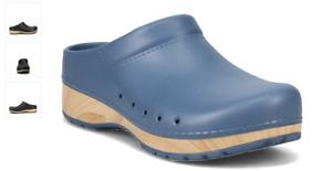 Dansko Kane Clog Blue Molded Slip-On Women's EU sizes 35-43/NEW!!