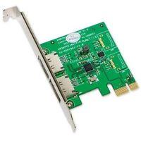 Syba PCIe 2-Port External SATA3 Controller SY-PEX40038