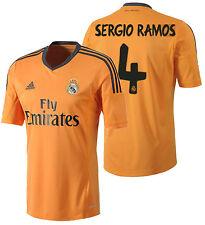 Adidas Real Madrid Sergio Ramos Tercera Camiseta 2013/14