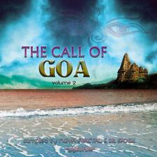 The Call Of Goa v2 by Nova Fractal & Dr. Spook VA  CD,2014 [Goa / Rare / Import]