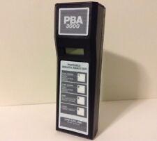 Life-Loc Pba 3000 Breathalyzer Breath Analyzer Alcohol Tester - For Parts-Repair