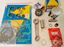 KTM SX50 Full Engine Rebuild Kit Con Rod Mains Piston Gaskets 2009-2016 SX 50