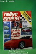 Rallye racing 25/87 Corvette Porsche 944 mantzel Omega