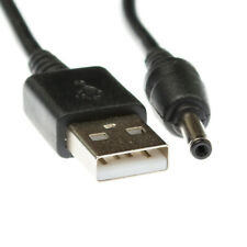 90 cm USB blanc chargeur Câble d/'alimentation pour Tomy TD450 Moniteur Bébé Vidéo Numérique