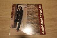 Michael Prophet - Self Titled; LP GREL-27 UK S/T Vinyl Reggae Jah Guidance VG+