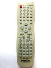 PROLINE TV/DVD COMBI REMOTE CONTROL VC532237