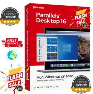 Parallels Desktop 16 For Mac OS Big Sur ⭐ V16 ⭐ Fastest Delivery