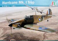 Italeri 1/48:Hawker Hurricane Mk.I Trop