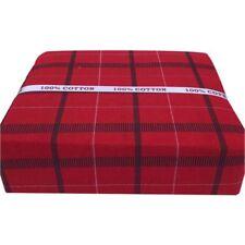 Full/Double Size Sheet Set Bedding 4 Pc 100% Cotton Deep Pocket T500 Red Black
