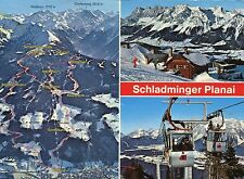 Alte Postkarte - Schladminger Planai