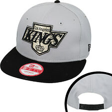 Los Angeles Kings Cap NHL Eishockey Cap Kappe New Era 9fifty SNAPBACK M/L