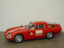 Alfa Romeo TZ1 Racing - Best Model Italy 1:43 *40481