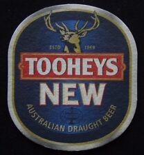 Tooheys New Australian Draught Beer Coaster (B300)