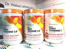 Beyond Tangy Tangerine 2.0 (3) pack multi-vitamin-mineral Dr. Wallach YGYI