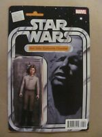 Star Wars Han Solo #1 Marvel 2016 Series Action Figure Variant 9.6 Near Mint+