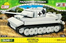 COBI Panzer VI Tiger - 1:48 scale (2703) - 326 elem. - WWII German heavy tank